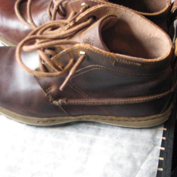 size 8 us men columbia boots